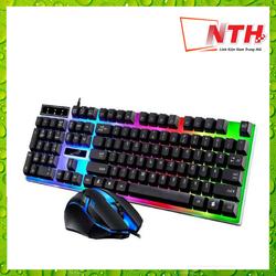 [FREESHIP] Bộ bàn phím và chuột G21b chuyên Game Led 7 màu