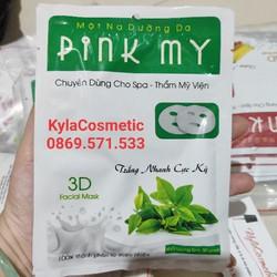 Mặt nạ dưỡng da Pink My