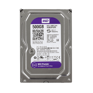 Ổ cứng 500GB tím HDD chuyên camera - bảo hành 24 tháng - Ổ cứng HDD 500G Tím_026 thumbnail