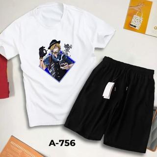 Bộ quần áo thể thao nam - Bộ quần áo thể thao nam cotton thumbnail