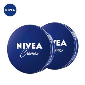 Combo Kem dưỡng ẩm da Nivea Creame 30ml x 2 - TUNI0165CB-0