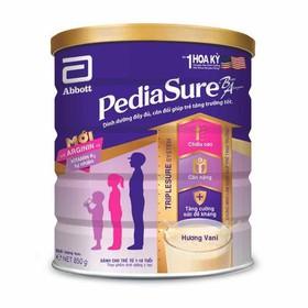 Sữa bột Pedia sure BA 850g - N000403