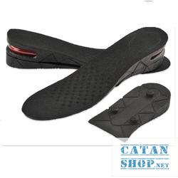 Combo 4 miếng lót đế giày nguyên bàn điều chỉnh theo size chân tăng chiều cao Air có đệm khí siêu êm ái, giày đế cao, giày độn gót GD278-LGIAYTCC-AirNB
