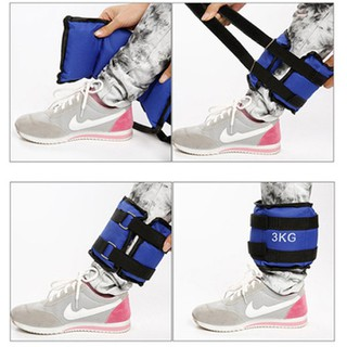 Tạ đeo chân 3kg - Tạ đeo chân chạy bộ thumbnail
