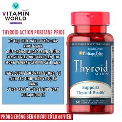 Tăng cường miễn dịch Thyroid action phòng chống bệnh bướu cổ của Mỹ