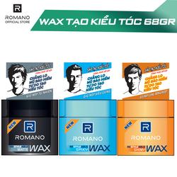 Wax tạo kiểu tóc cao cấp Romano tút nhanh tức thì 68gr