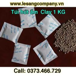 Gói Hút Ẩm Clay Đóng Túi 1 Kg (Phân Loại Gói 2 Gram 3 5 8 10 15 20 30 50 100 200 300Gram) Gói Chống Ẩm