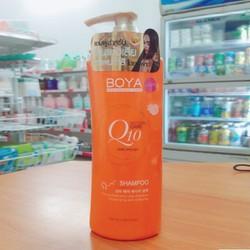 Dầu Gội Dưỡng Tóc Q10 Boya Shampoo 500ml