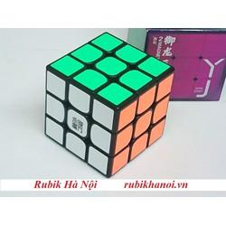 Rubik 3x3 YongJun Yulong V2 M Đen Có Nam Châm