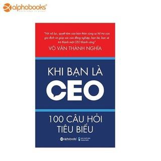 Sách Alphabooks - Khi bạn là CEO - 8935251405354 thumbnail