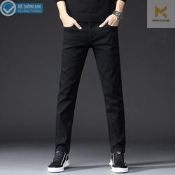 Quần kaki nam - Quần kaki đen