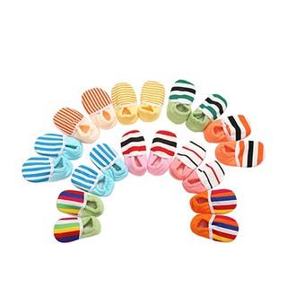 Giày cho trẻ - Combo 5 Đôi Giày Vải Giữ Ấm Cho Bé 2 - 12 tháng