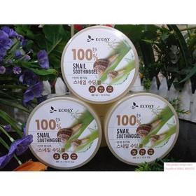 Gel dưỡng da Ốc Sên ECOSY Snail Smoothing Gel 300 ml - Gel Ốc sên ECOSY - 845