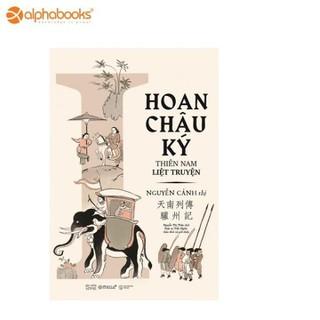 Sách Alphabooks - Hoan Châu ký (Nguyễn Cảnh thị) - 8935270701055 thumbnail