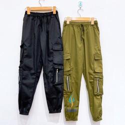 quần ống bó nam – quần túi hộp