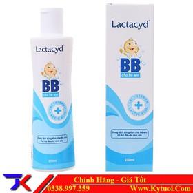 Sữa tắm Lactacyd BB rôm sẩy 250ml - ku45242121