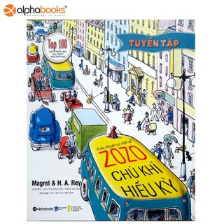 Sách Alphabooks - 6 câu chuyện vui nhất về Zozo - Chú khỉ hiếu kỳ - 8935251408584 thumbnail