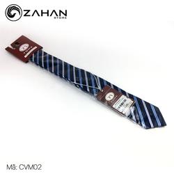 Cà vạt nam bản nhỏ CVM02