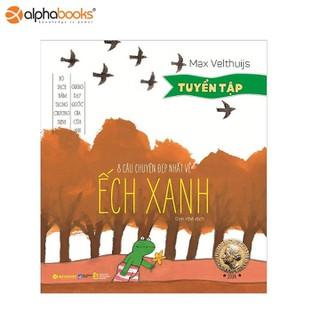 Sách Alphabooks - 8 Câu Chuyện Đẹp Nhất Về Ếch Xanh - 8935251408966 thumbnail