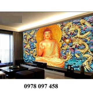 Tranh gạch Đức Phật - S408 thumbnail