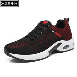 Giày sneaker nam LAHstore, Gnnew03 chất vải siêu nhẹ, đế casu, dáng thể thao, phong cách trẻ, thương hiệu chính hãng
