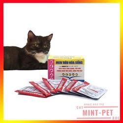 Men hỗ trợ tiêu hóa Pharbiozym cho chó mèo 02 gói 5g