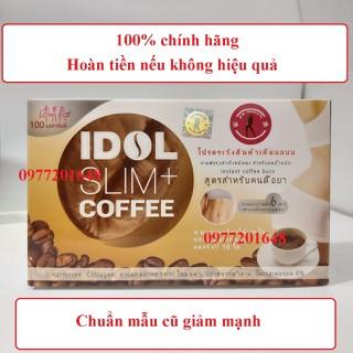 Cafe Giảm Cân Idol Slim Coffee Chính Hãng - Mẫu Cũ Giảm Mạnh - 10 gói - Idol SLim Chuẩn Mẫu Cũ thumbnail