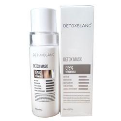 Mặt nạ sủi bọt thải độc Detox Blanc 150ml