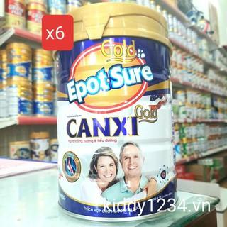 Combo 6 lon Sữa Epot sure canxi ngừa loãng xương, tiểu đường 900g - 6-epot-canxi thumbnail