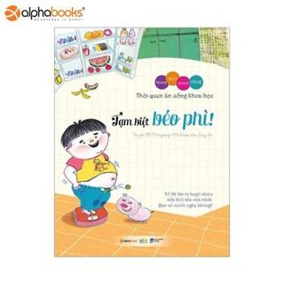 Sách Alphabooks - Bộ những thói quen vàng-Tạm biệt béo phì - 8935251412833 thumbnail