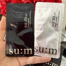 Mặt Nạ Sủi Bọt SU:M - Thải độc tố chắc gây hại cho da mặt - 15621