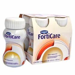 Sữa nước Forticare Vị Cappuchino/ Cam chanh [ Date tháng 9]