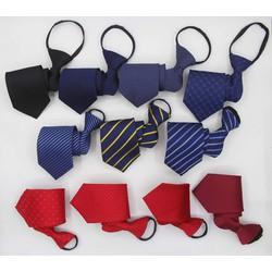 Cavat thắt sẳng, cavat bản nhỏ,  Xưởng quần áo phụ kiện C007, C008, C11, C09, C08, C22, C22