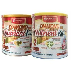 Sữa Diamond Nutrient kid số 1 và so 2 700g