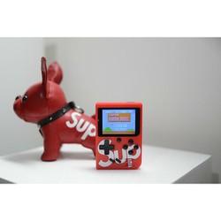 Máy Chơi Game Điện Tử 4 Nút Cầm Tay G1 New 400 Trò Sup Plus Mario Nấm  Contra  Tank V V  1 Người Chơi [ĐƯỢC KIỂM HÀNG]