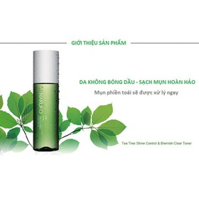 NƯỚC HOA HỒNG TRÀM TRÀ NARUKO - TEA TREE SHINE CONTROL AND BLEMISH CLEAR TONER 150ML - NRK14