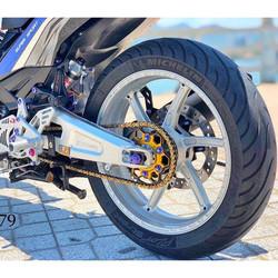 GẮP NHÔM GP RACING CHO EXCITER 150