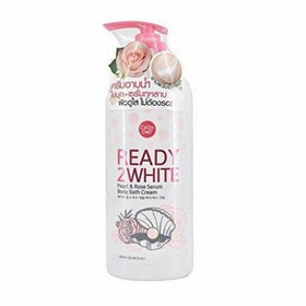 Sữa Tắm Trắng Da Thần Thánh Ready 2 White Cathy Doll 500ml - Chính Hãng Thái Lan - STR2WCD1