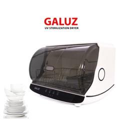 Tủ sấy khử trùng bát dĩa bằng tia UV Galuz BJG-42 (30L)