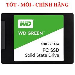 Ổ cứng SSD Green 480GB SATA III 2.5 inch