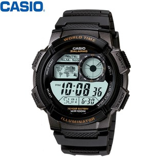 Đồng Hồ Casio Điện Tử AE-1000W-1AVDF - AE-1000W-1AVDF thumbnail