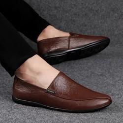 [VD3388] [Miễn phí vận chuyển] Giày nam da bò, mẫu giày nam thời trang mới nhất .ĐC kiểm hàng