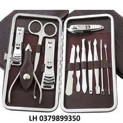 Dụng cụ chăm sóc móng 12 món - Kềm cắt móng