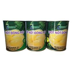 Combo 3 hộp Thốt nốt đóng hộp (3hộp x 565gr) - Thốt nốt đóng lon - Nước trái cây giải khát - Thương hiệu Antesco
