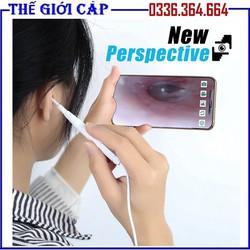 Camera nội soi tai mũi họng HD đường kính 3.9mm AN103 - Camera nội soi dùng cho máy tính và điện thoại AN103