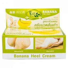 Kem trị nứt nẻ gót chân THE BANANA HEEL CREAM 30g - Thái Lan - [ Hàng TháiLan Chính Hãng]