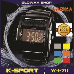Đồng hồ điện tử thể thao Lasika W-F70-Bảo hành 12 tháng!