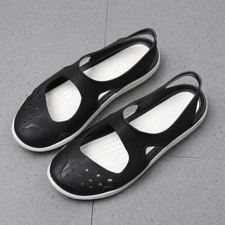 Siêu phẩm giày nhựa cao cấp ngày hè cho nữ - W89 [ĐƯỢC KIỂM HÀNG] 29017894 - 29017894 thumbnail