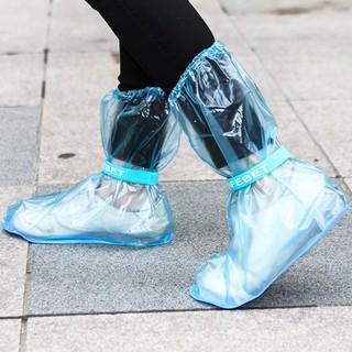 Ủng đi mưa Giày dép đi mưa trong suốt - ỦNG TRONG LỚN thumbnail