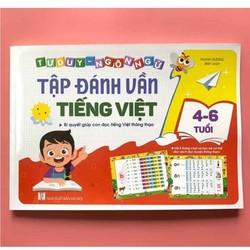 Sách Tập đánh vần tiếng Việt